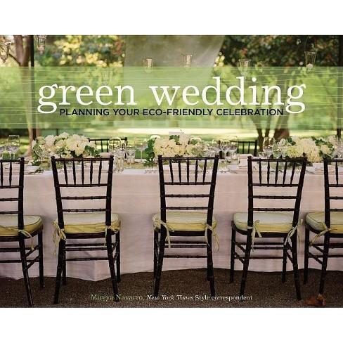 Green Wedding - by  Mireya Navarro (Hardcover) - image 1 of 1