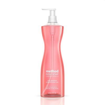 Method Pink Grapefruit Dish Soap - 18 fl oz