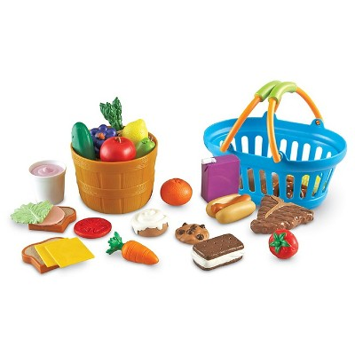Learning Resources New Sprouts Deluxe Market Set by Learning Resources