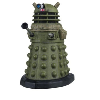 """Seven20 Doctor Who Ironside Dalek 4"""" Resin Collectible Figure"""