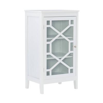 Fetti Small Cabinet White - Linon