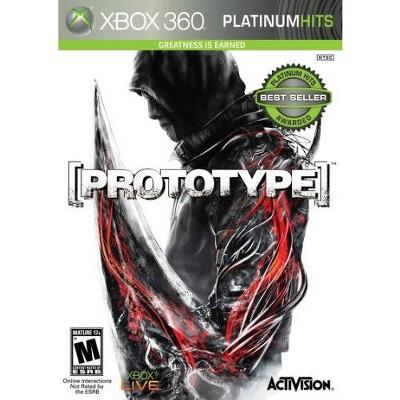 Prototype (Platinum Hits) - Xbox 360