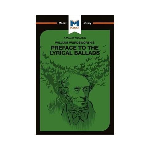 preface to lyrical ballads by william wordsworth