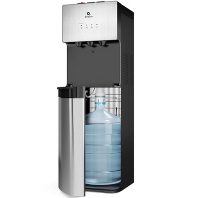 Avalon Limited Edition Self Cleaning Water Cooler and Dispenser - Silver