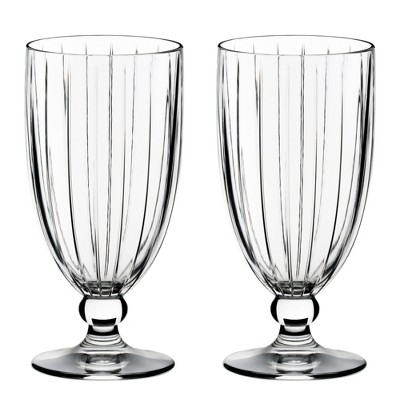 Riedel Sunshine Collection Classic Crystal Tall All-Purpose Glass, Set of 2