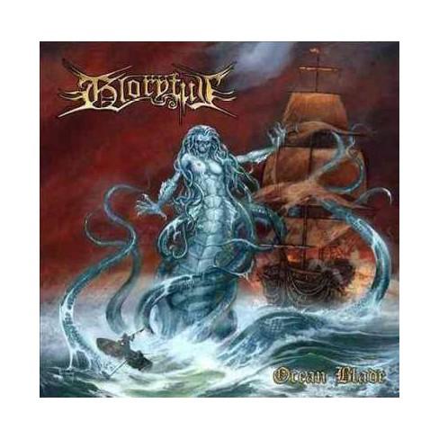 Gloryful - Ocean Blade (CD) - image 1 of 1
