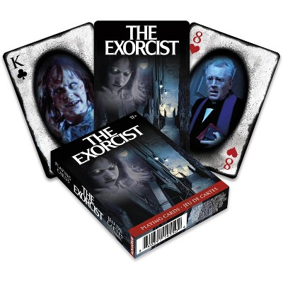 NMR Distribution The Exorcist Playing Cards   52 Card Deck + 2 Jokers