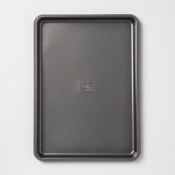 "12"" x 17"" Non-Stick Jumbo Cookie Sheet Carbon Steel - Made By Design™"