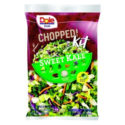 Dole Poppyseed Yogurt with Brussels Chopped Salad Kit - 12.9oz - image 1 of 3