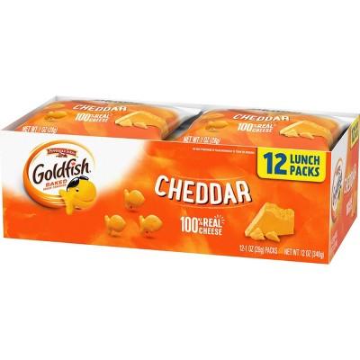 Pepperidge Farm Goldfish Cheddar - 12ct