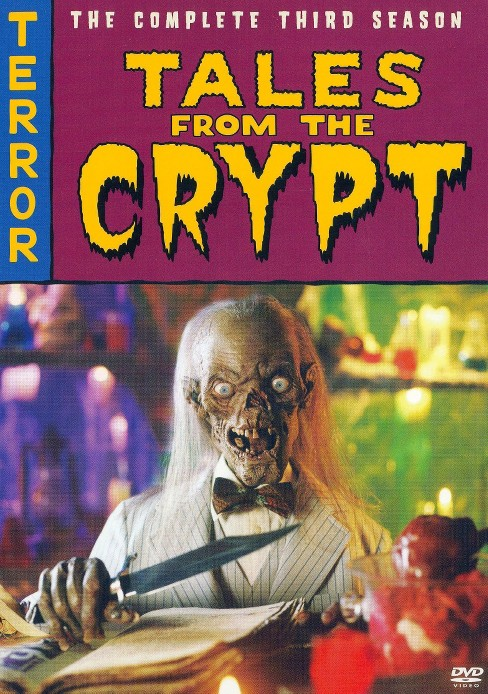 Tales from the crypt:Third season (DVD) - image 1 of 1