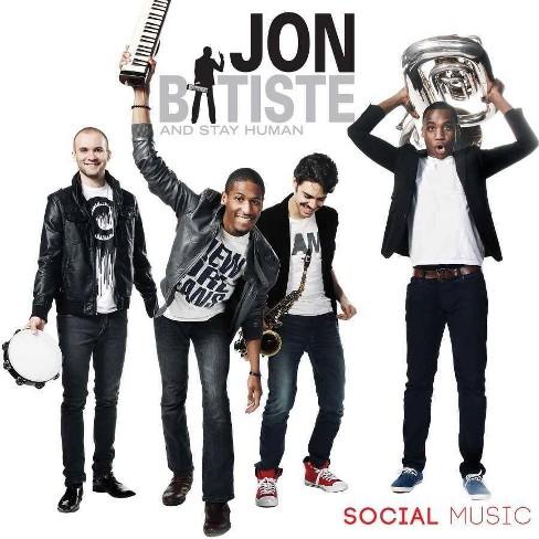 Jon Batiste - Social Music (Digipak) (CD) - image 1 of 1