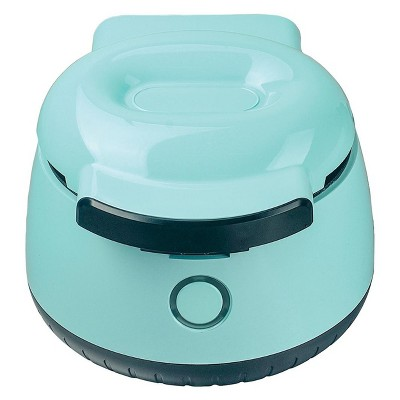 Brentwood 5 Inch Electric Waffle Bowl Maker in Blue