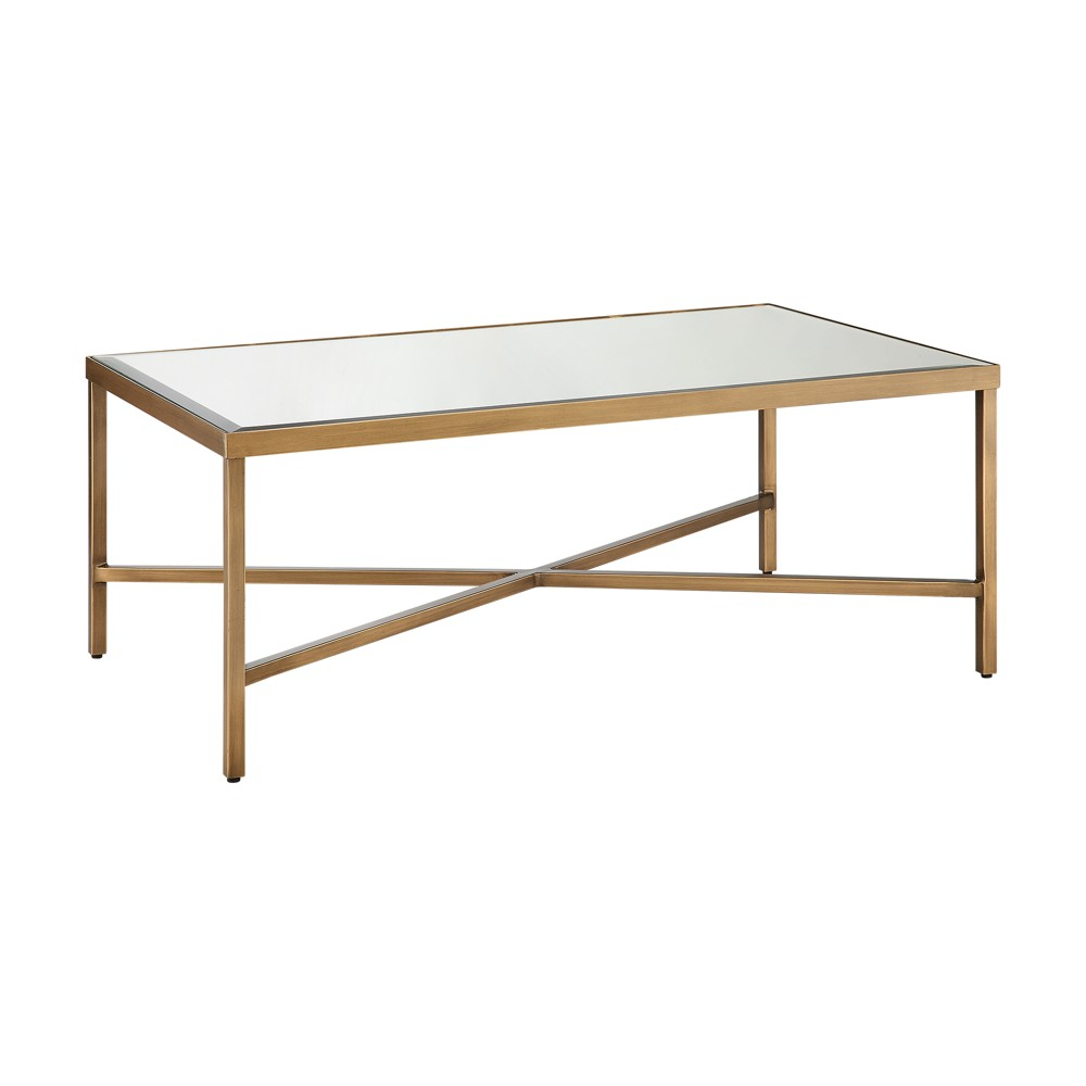 Jade Coffee Table - Mirror/Bronze was $299.99 now $209.99 (30.0% off)