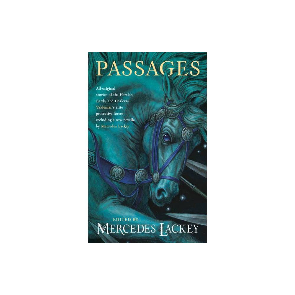 Passages Valdemar By Mercedes Lackey Paperback
