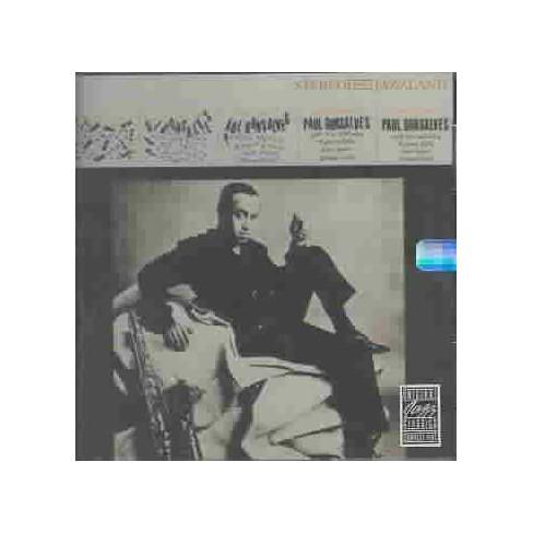 Paul Gonsalves - Gettin Together (CD) - image 1 of 1