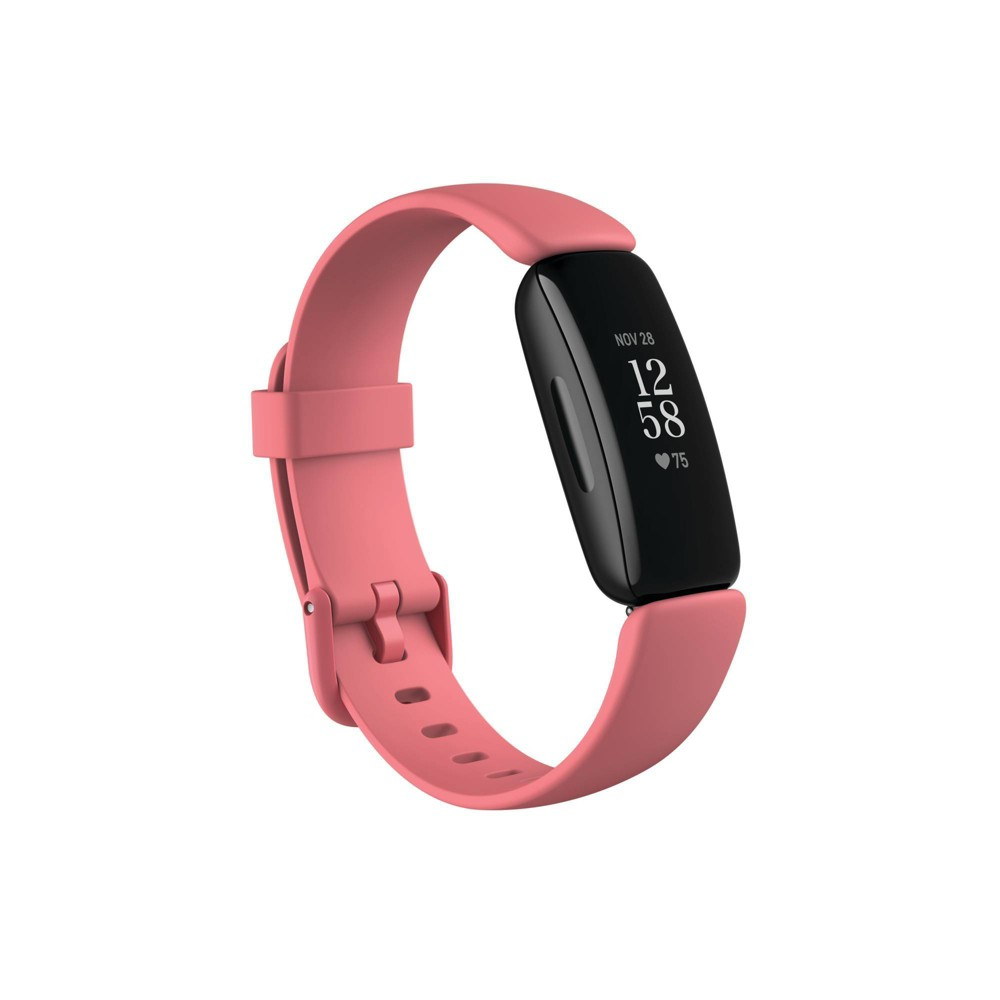 Fitbit Inspire 2 Desert Rose Strap Smart Watch 19.5mm