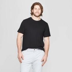 d7894c18 Men's Big & Tall Standard Fit Short Sleeve Crew Neck T-Shirt - Goodfellow &
