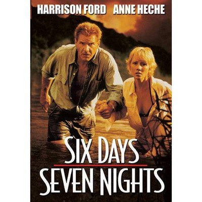 Six Days, Seven Nights (DVD)(1998)