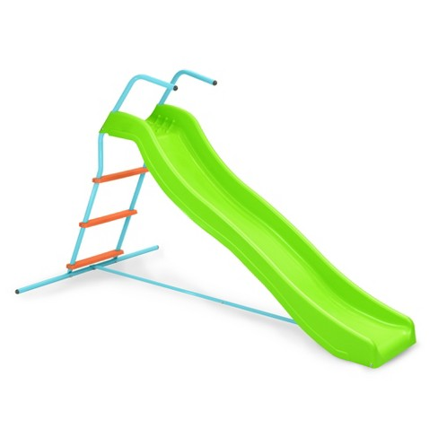Pure Fun 6ft Wavy Kids Slide - image 1 of 6