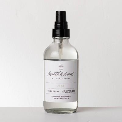 4 fl oz Zest Refresher Room Spray - Hearth & Hand™ with Magnolia