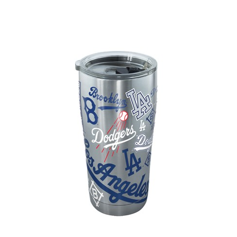 39488f6eade10 Los Angeles Dodgers Tervis 20oz Stainless Steel All Over Tumbler ...