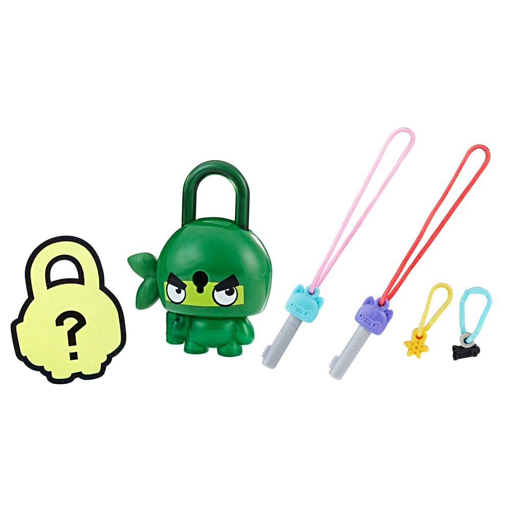 Lock Stars Basic Assortment Ninja - Series 2 (Product may vary)