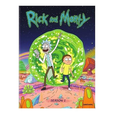 Rick and Morty: Season 1 (DVD)