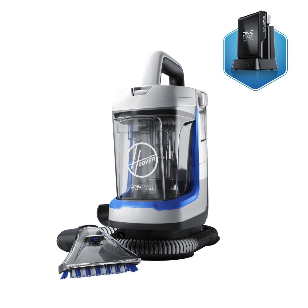 Image of Hoover ONEPWR Spotless Go Cordless Portable Carpet Cleaner with Ah Battery