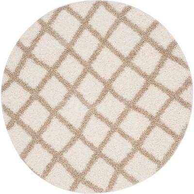 Charli Geometric Loomed Rug - Safavieh