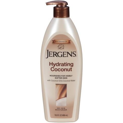 jergens 16 8 oz coconut moisturizing lotion target