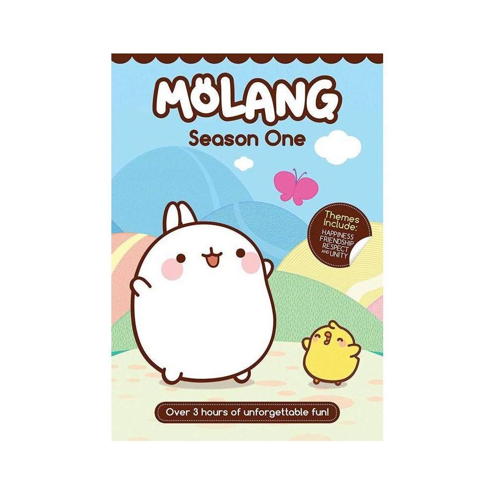 Molang Season One Dvd 2017