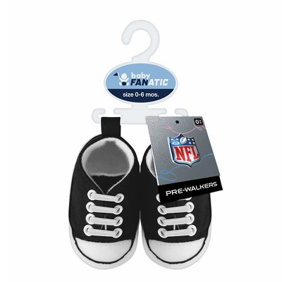 MasterPieces NFL Baltimore Ravens Baby Fanatic Pre-Walkers