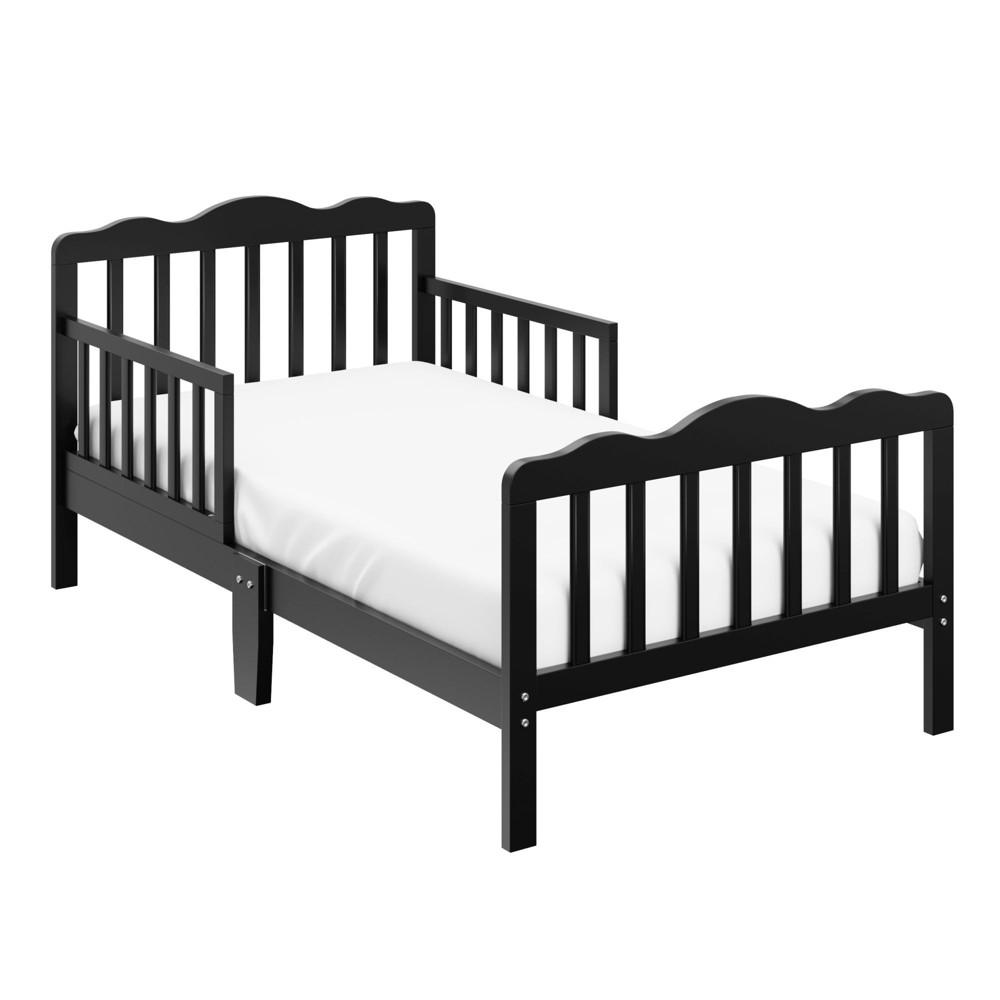 Image of Storkcraft Hillside Toddler Bed - Black