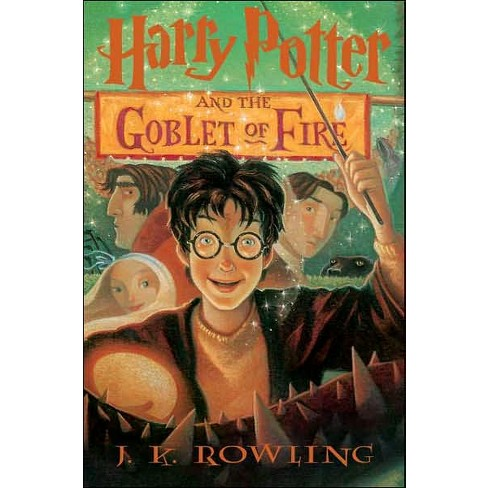 Harry Potter and the Goblet of Fire by J.K. Rowling - image 1 of 1