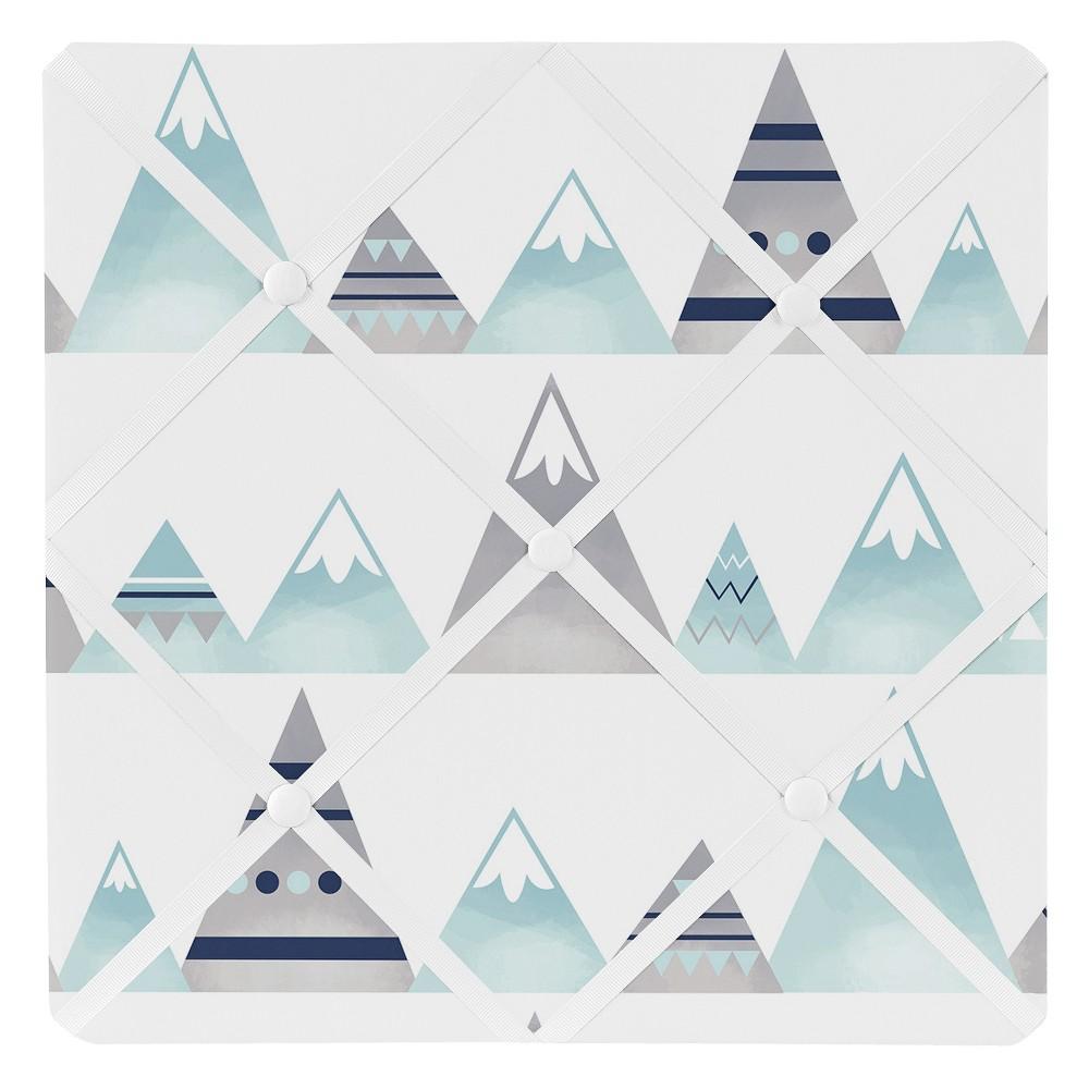 "Image of ""13"""" Mountains Memo Board - Sweet Jojo Designs"""