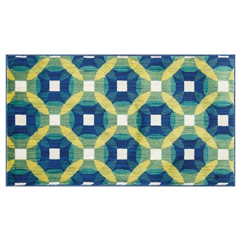 "Loloi Isabelle Accent Rug - Blue (2'2""X5') - image 1 of 1"