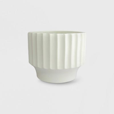 8  Geared Planter White - Project 62™