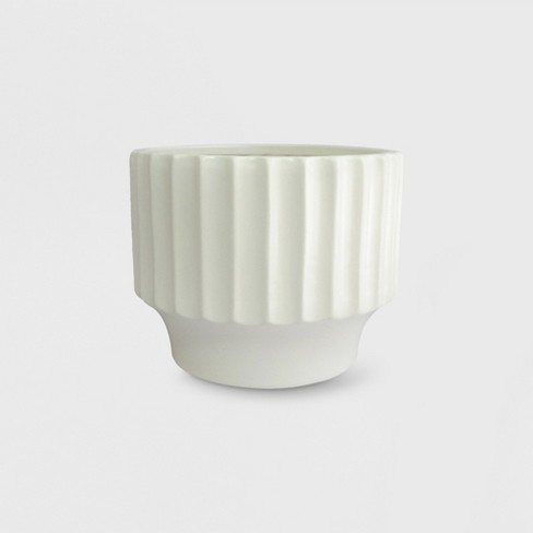 Geared Planter White - Project 62™ - image 1 of 3