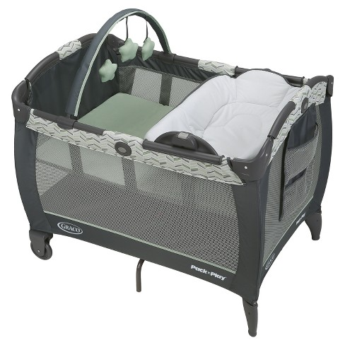 Graco® Pack 'n Play Playard with Reversible Napper and Changer Bassinet - image 1 of 9