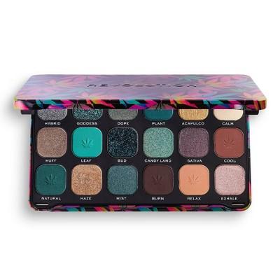 Makeup Revolution Forever Flawless Eyeshadow Palette - 0.77oz