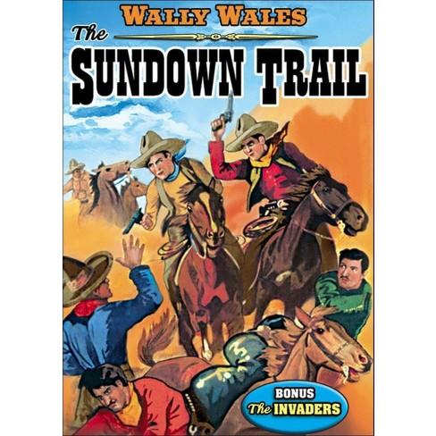 Sundown Trail (DVD) - image 1 of 1