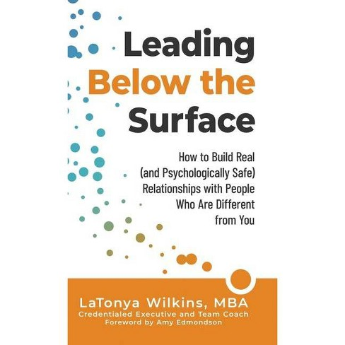 Leading Below the Surface - by  Latonya Wilkins (Hardcover) - image 1 of 1
