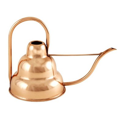 3-Tiered Modern Deco Watering Can Copper - ACHLA Designs