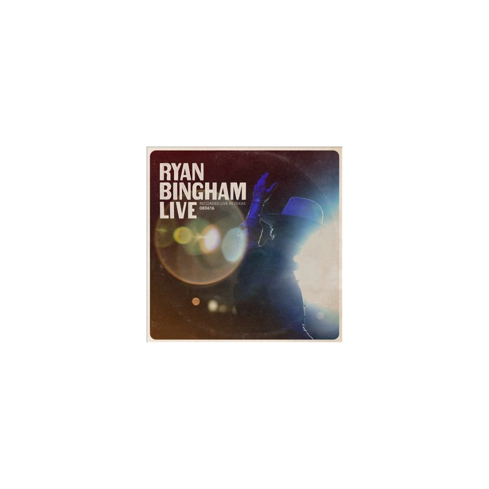 Ryan Bingham - Ryan Bingham Live (Vinyl)