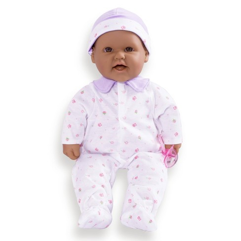 JC Toys La Baby Doll - Purple Outfit - image 1 of 4