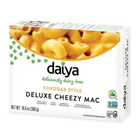 Daiya Dairy Free Gluten Free Deluxe Cheddar Style Cheezy Mac - 10.6oz - image 1 of 4