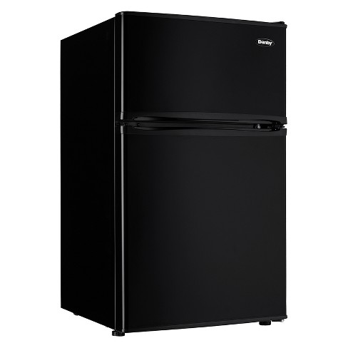 Danby 3.2 cu ft 2-door Compact Refrigerator - image 1 of 3