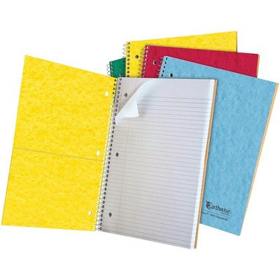 Oxford Earthwise Recycled 1-Subject Notebook 9 25-419R