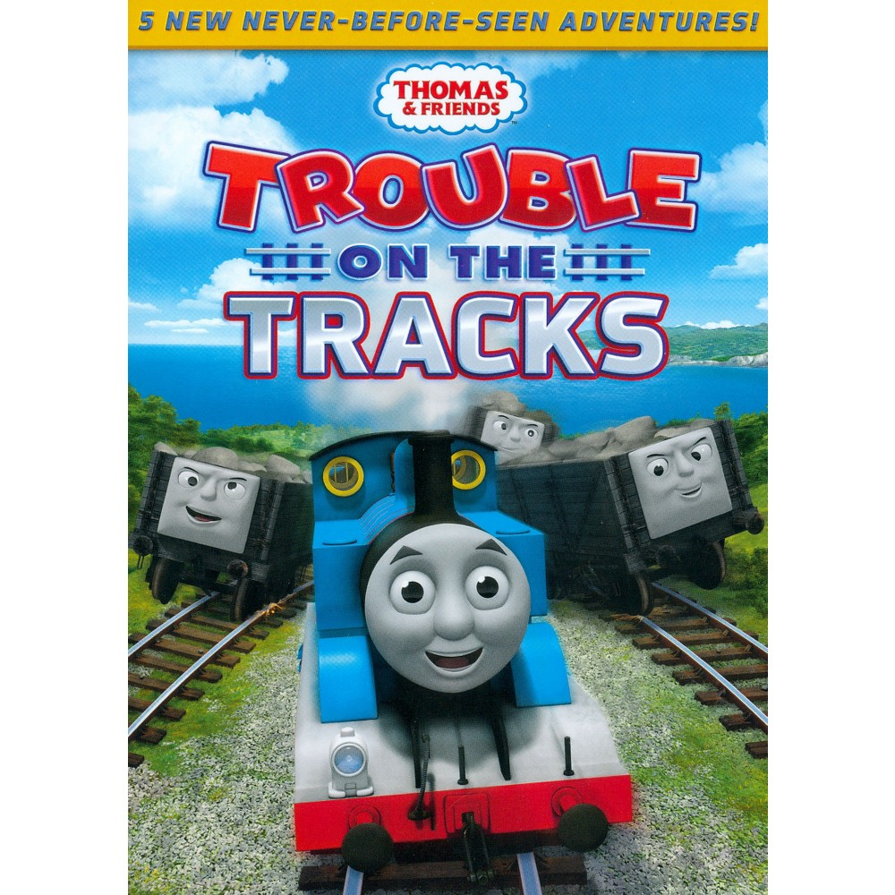 Thomas & Friends:Trouble On The Track (Dvd)